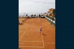 L'expérience inoubliable de la terre battue de Monte-Carlo (photo : le Progrès)